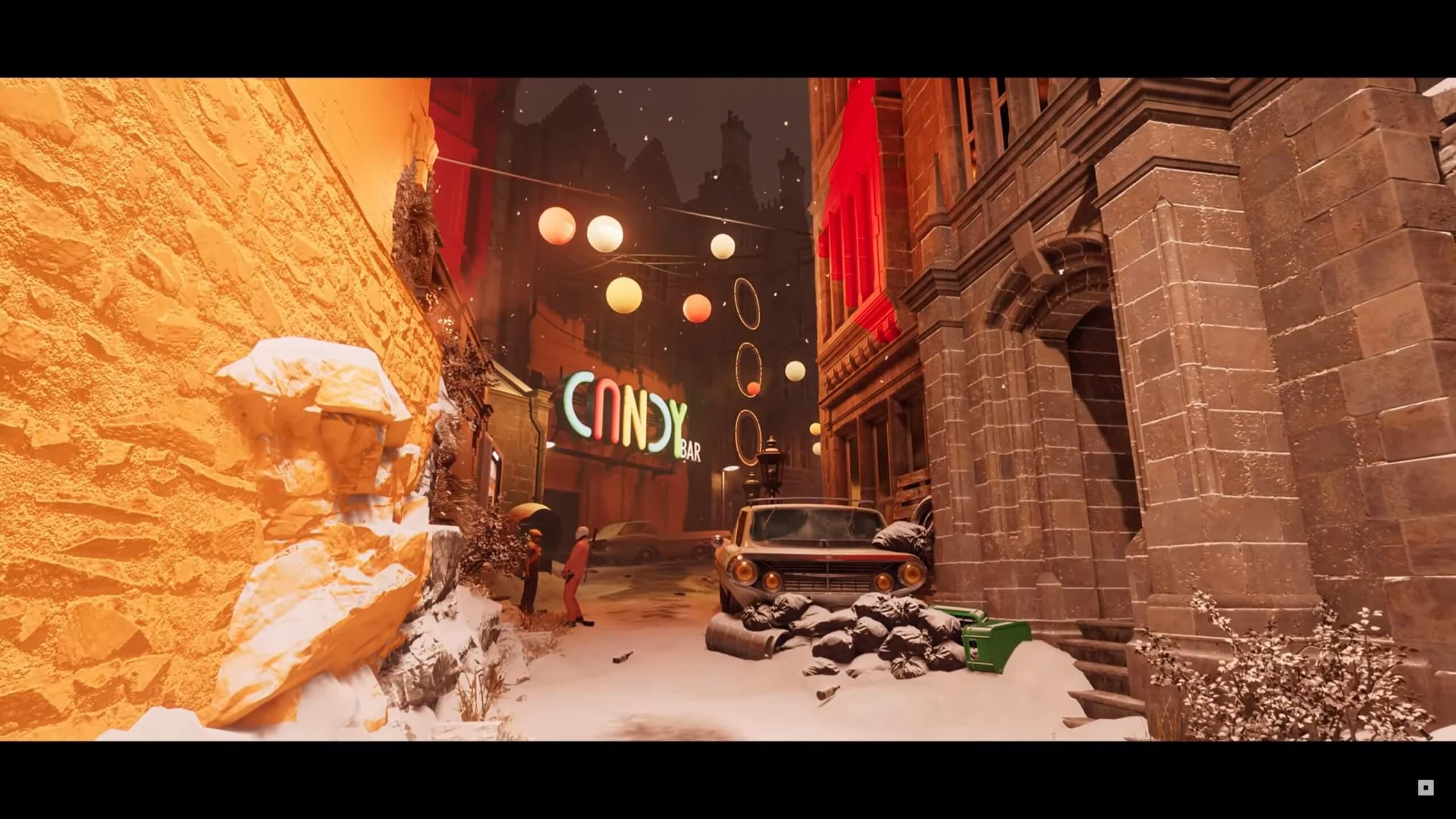 New gameplay trailer released for DEATHLOOP