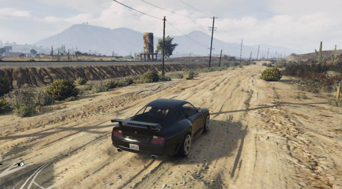 ENBSeries mod for Grand Theft Auto 5 adds support for Normal Mapping Shadows