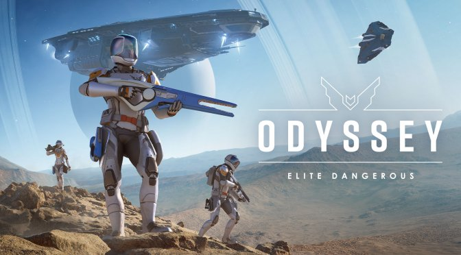 Elite Dangerous: Odyssey expansion is coming to the PC in early 2021
