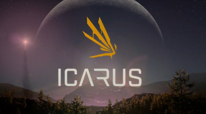 Icarus is a brand new F2P survival title from Dean Hall, creator of DayZ