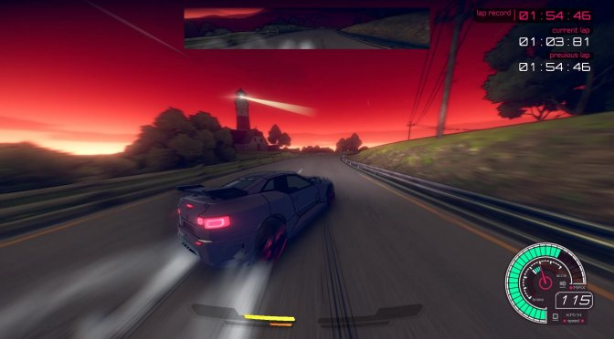 Inertial Drift Sunset Prologue feature