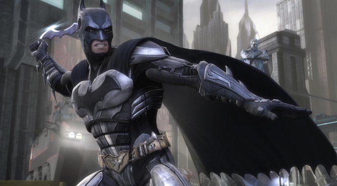 Injustice Gods Among Us Ultimate Edition free Steam
