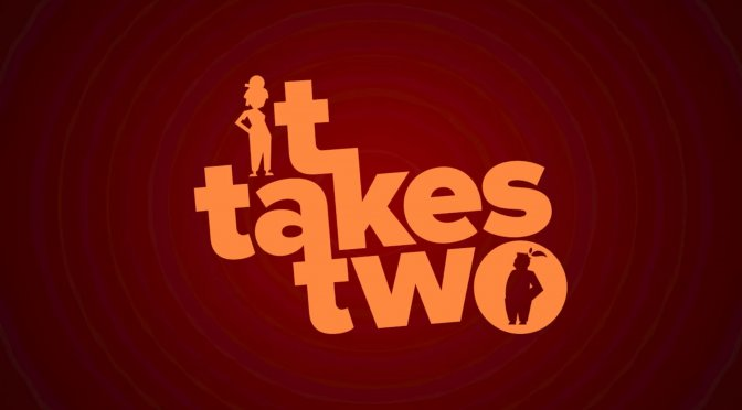 It Take Two logo header