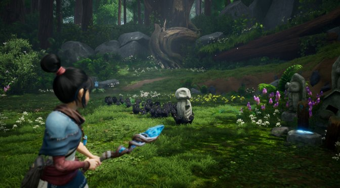 First mods for Kena fix Ultra Wide support, add FOV, offer 48fps cut-scenes