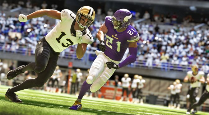 Madden NFL 21 gets an official gameplay Deep Dive trailer
