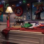 Marvels Avengers screenshots Kamala Hideout -3