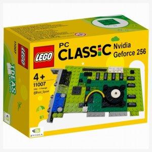 NVIDIA GeForce 256 LEGO -1