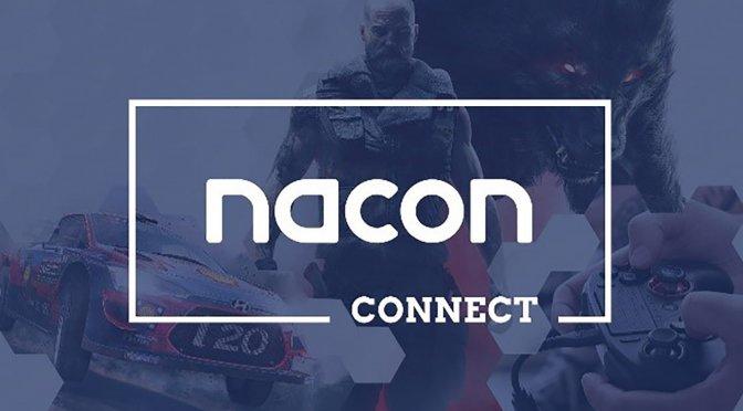 NACON Connect event