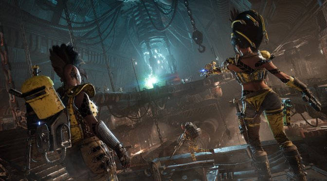 Tactical-RPG Necromunda: Underhive Wars releases in Summer 2020, gets a new story trailer