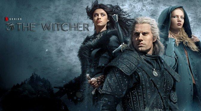 Netflix The Witcher Header
