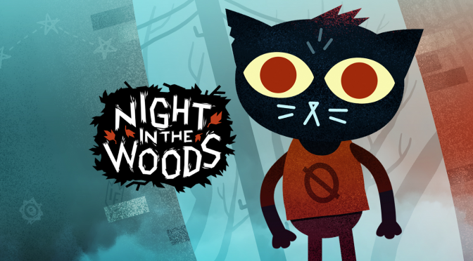 The developer of Night in the Woods teases a new game