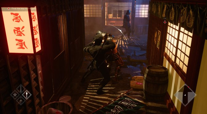 Ninja Simulator is a new action adventure stealth game for the PC, first screenshots and details