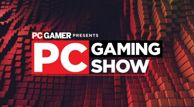 The PC Gaming show has been postponed to June 13th 2020