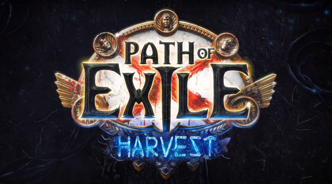 Path of Exile Harvest Expansion releases today on the PC