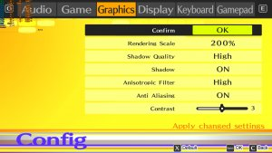 Persona 4 Golden PC graphics settings-2