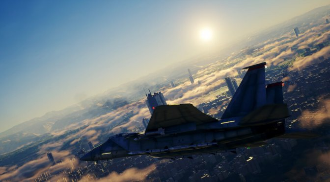 "Project Wingman, ""Ace Combat""-inspired arcade flight game, releases on December 1st"