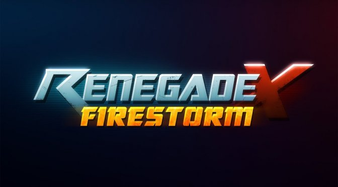 Renegade X: Firestorm is a full scale Tiberian Sun mode for Renegade X