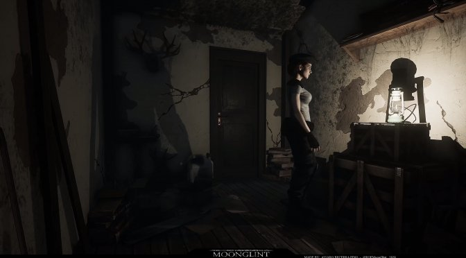 Here is Resident Evil Remake in Unreal Engine 4