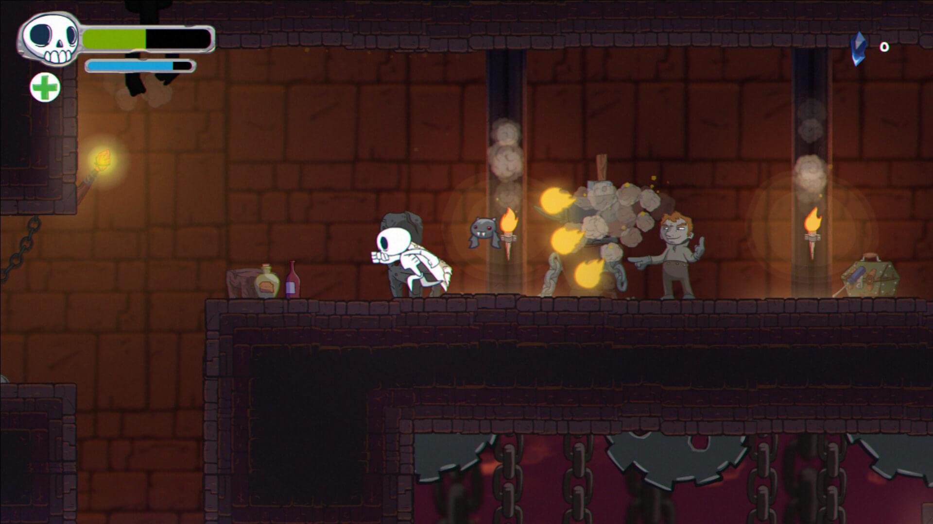Skelattack PC screenshots 3