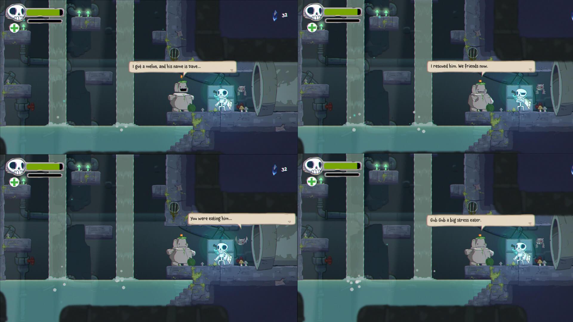 Skelattack PC screenshots 2