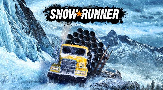 SnowRunner header image 2