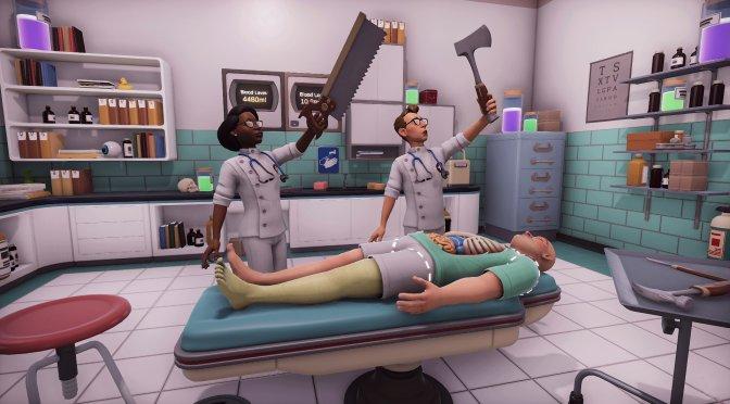 Surgeon Simulator 2 screenshots header
