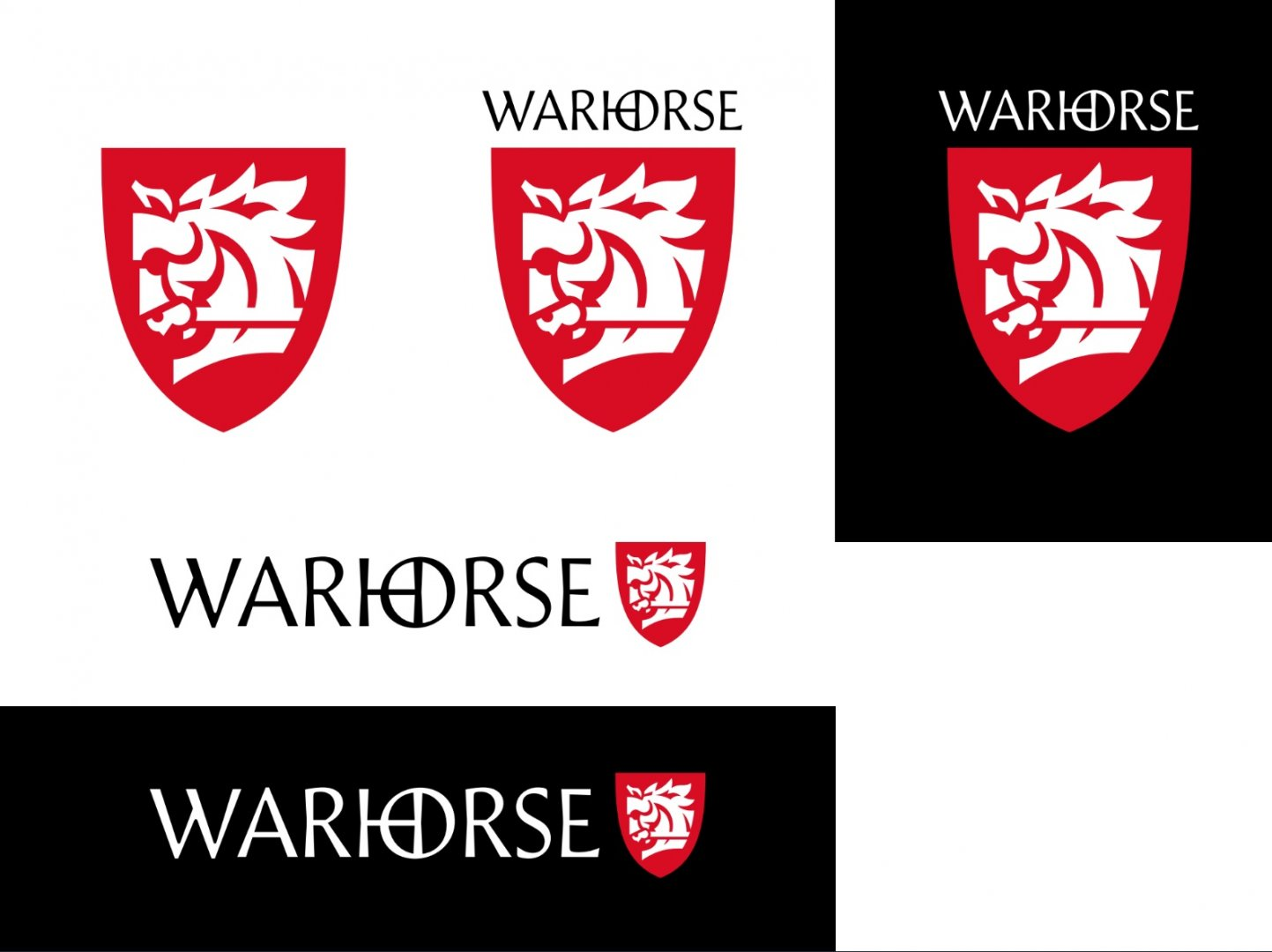 Warhorse Studios new logo
