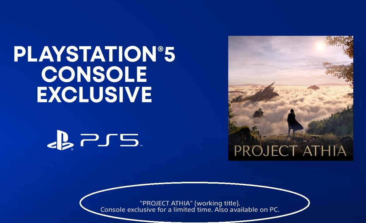 Square Enix announces Project Athia for PlayStation 5 and PC
