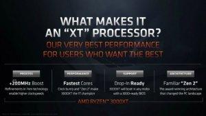 AMD 7nm Ryzen 3000XT Matisse Refresh CPU Family-2