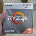AMD Ryzen 5 3600 Ryzen 3 3200G-2