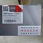 AMD Ryzen 5 3600 Ryzen 3 3200G-3