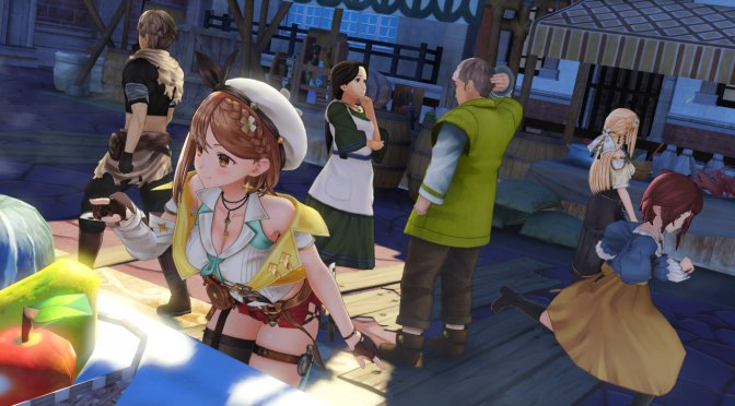 Atelier Ryza 2: Lost Legends & the Secret Fairy is coming to PC on January 26th, 2021