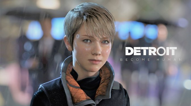 You can now play as Kara from the PS3 Tech Demo in Detroit: Become Human
