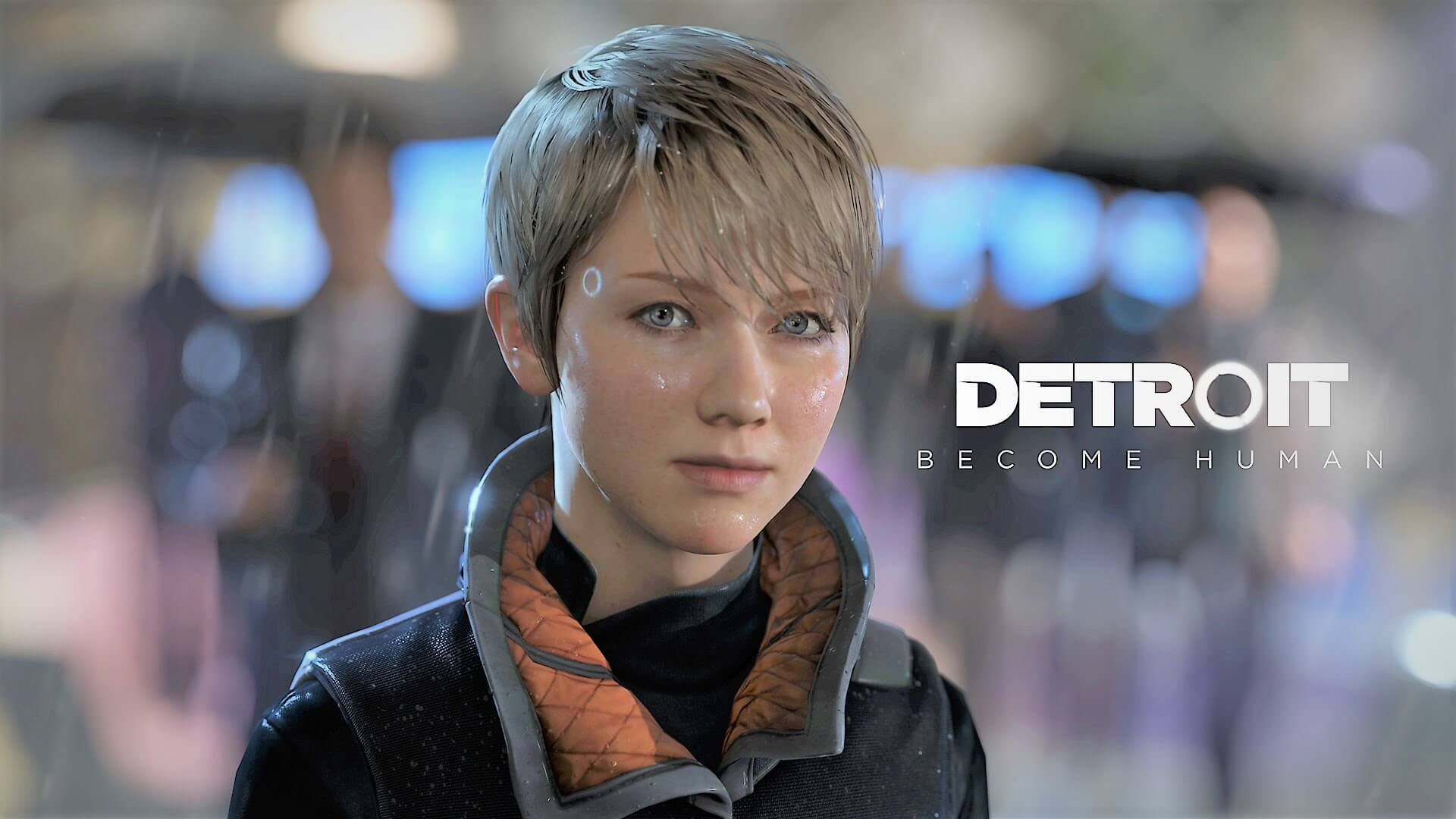 You can now play as Kara from the PS3 Tech Demo in Detroit ...