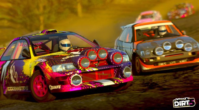 Codemasters reveals the locations, car classes and game modes for Dirt 5
