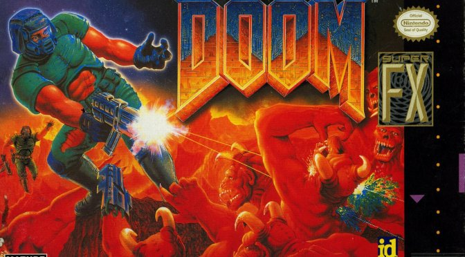 Doom SNES source code is now available for download
