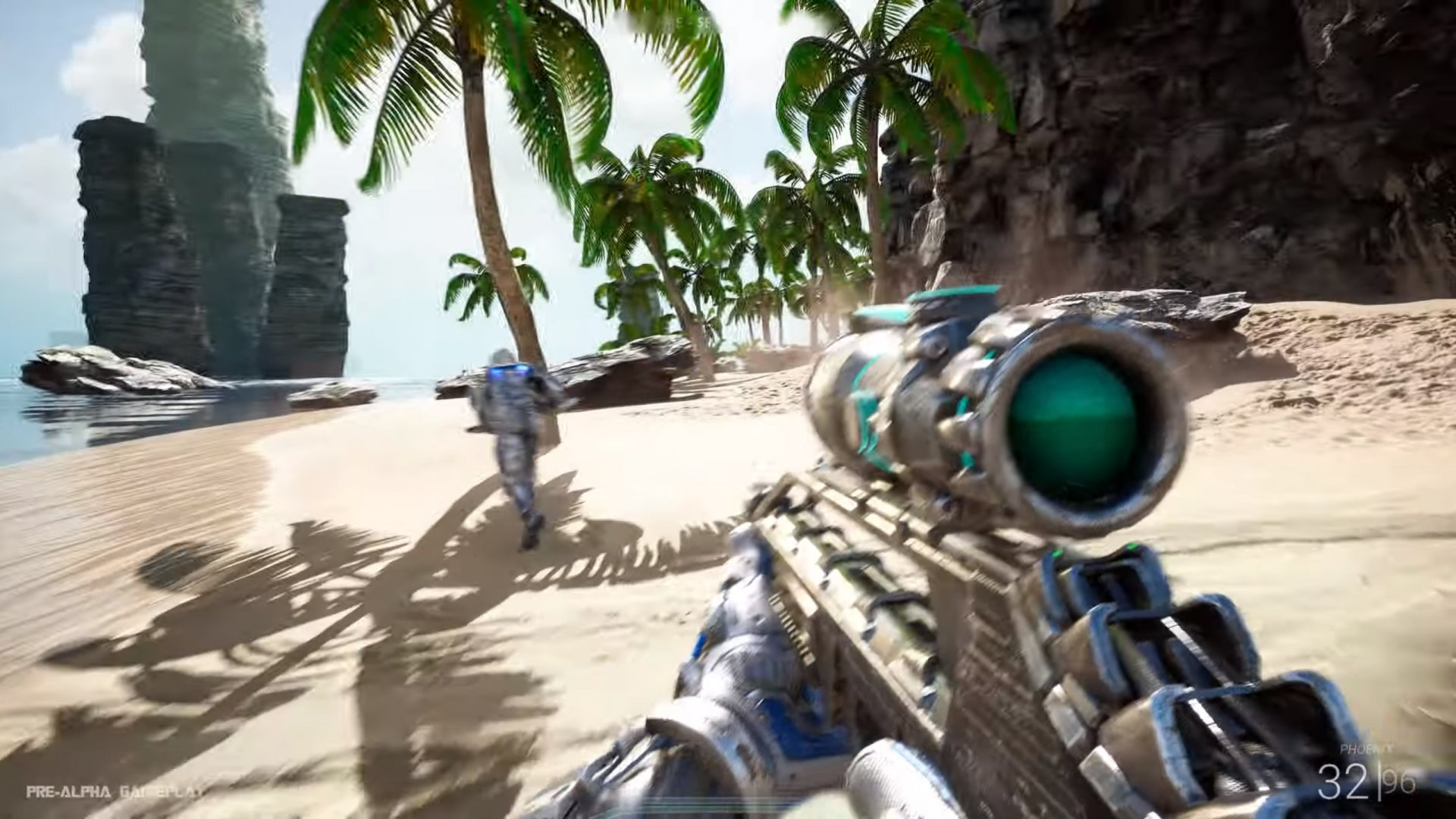 EXOMECHA is a new free to play first-person shooter, coming to PC in 2021 - DSOGaming