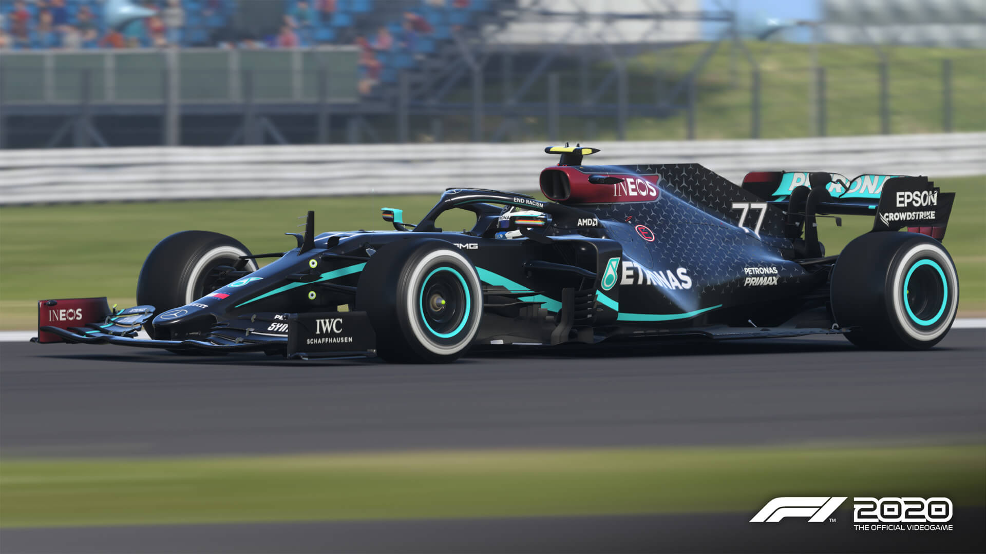 F1 2020 Patch 1.07 fixes crashes & bugs, improves ...