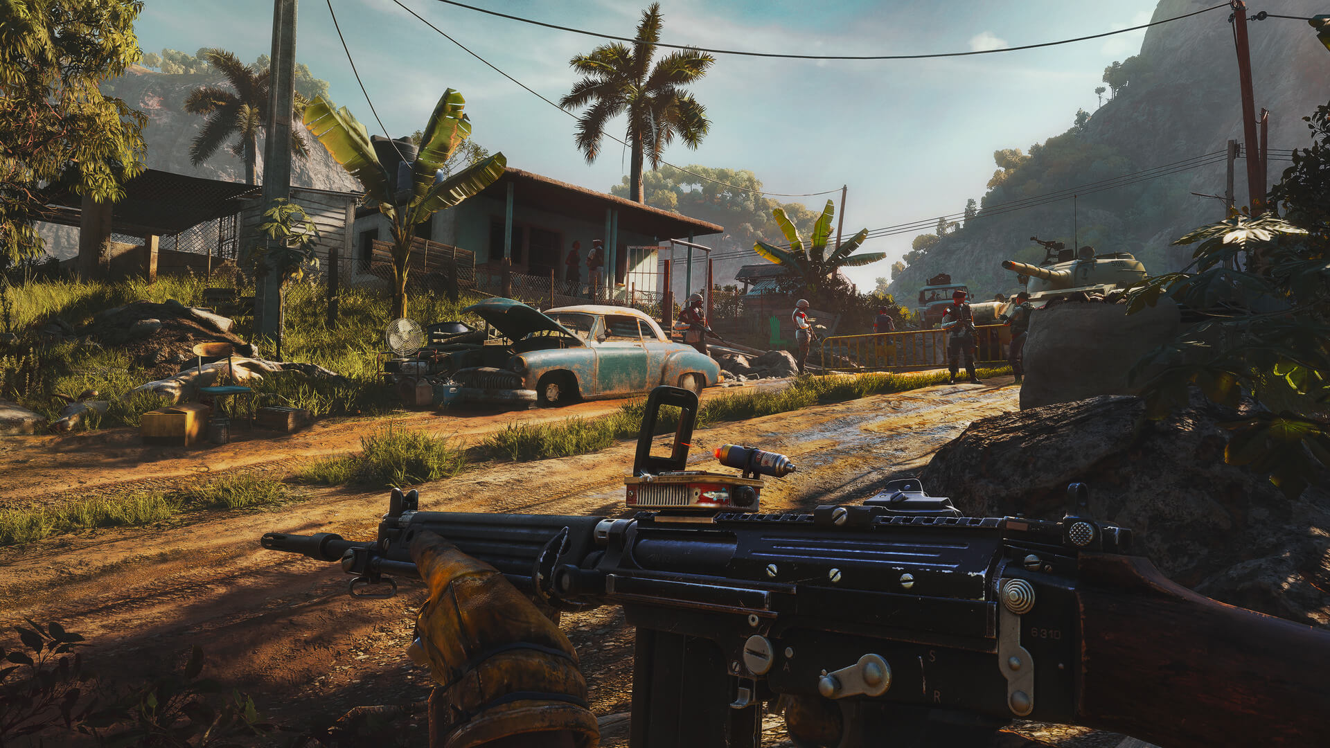 Here Are The First Official Screenshots For Far Cry 6