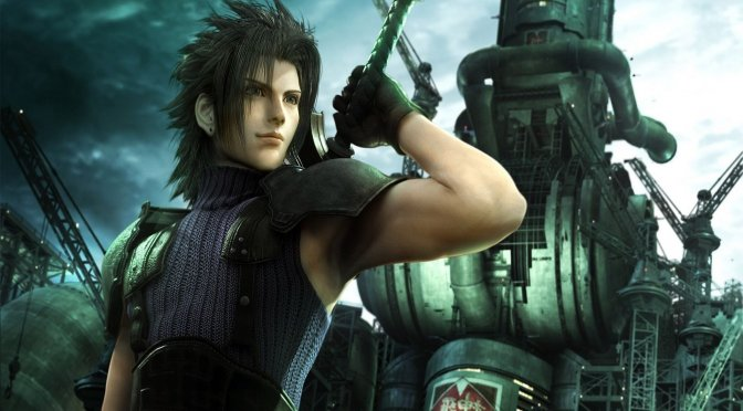 Final Fantasy 7: Crisis Core receives Remaster treatment thanks to this AI-enhanced HD Texture Pack