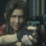 Final Fantasy 7 Remake Aerith Mod for Resident Evil 3 Remake-1