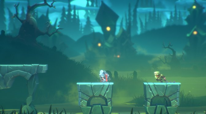Ghost Knight: A Dark Tale, Unreal Engine 4-powered 2.5D platformer, gets an official trailer