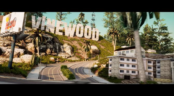 Grand Theft Auto San Andreas Remake Unreal Engine 4