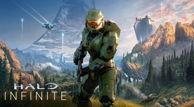 Modder recreates Halo Infinite in Halo 5 Forge, looking almost as good as Xbox Series X