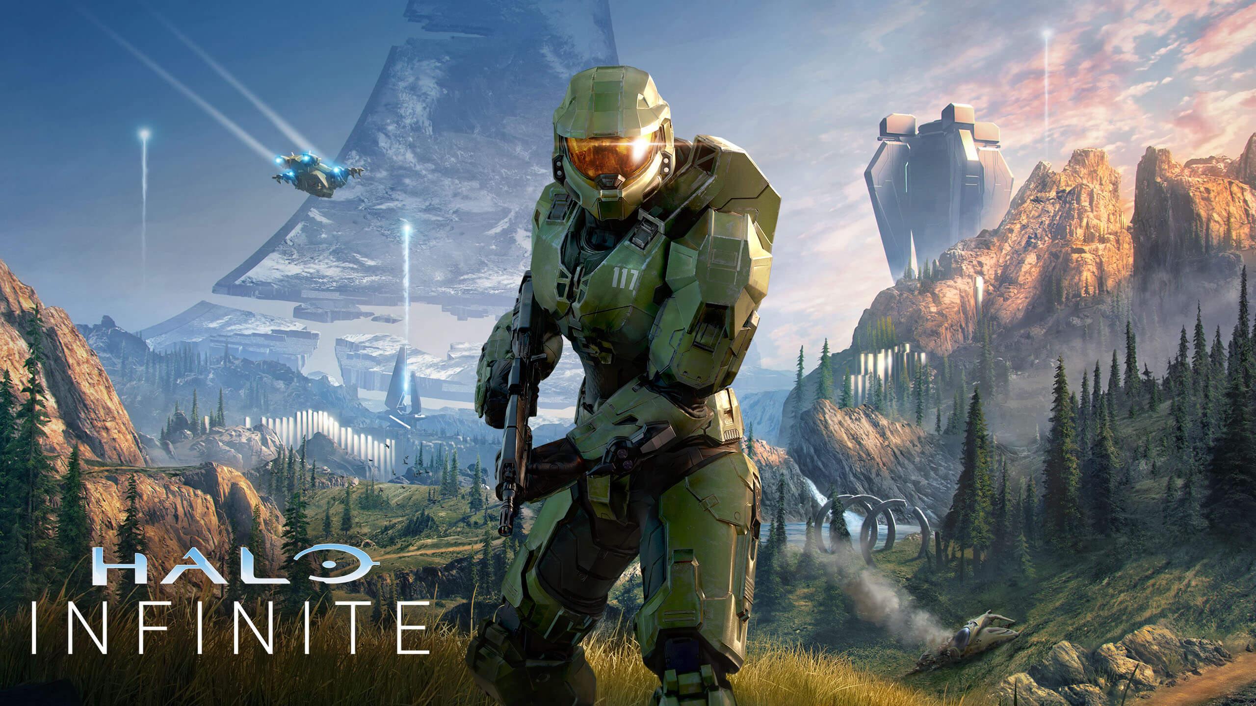 Halo Infinite new in-engine screenshot