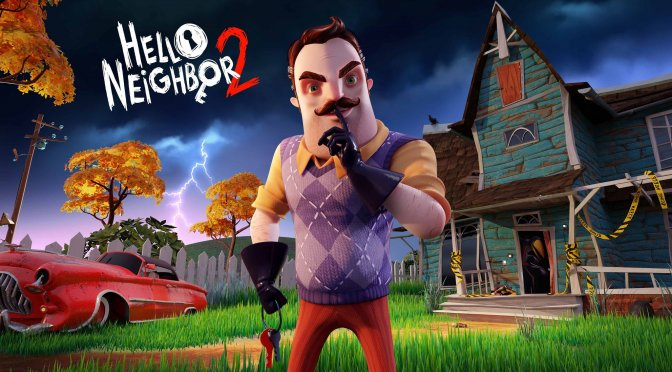 tinyBuild officially announces Hello Neighbor 2