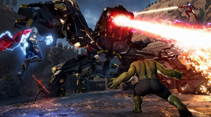 Marvel's Avengers Patch 1.3.0 released, resolves over 1000 issues, brings CPU performance improvements