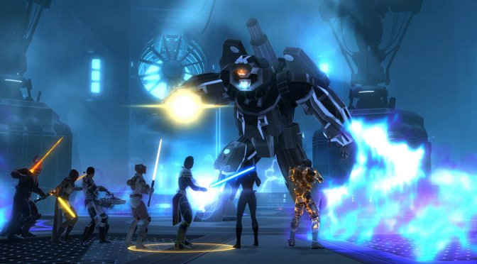 STAR WARS The Old Republic feature