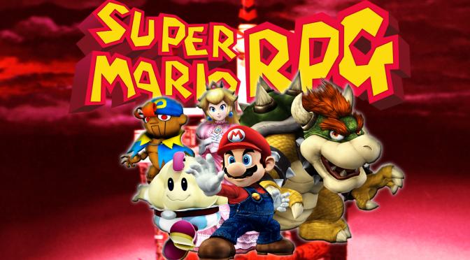 Super Mario RPG feature