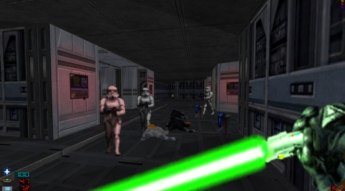 Xims Star Wars Doom screenshots feature